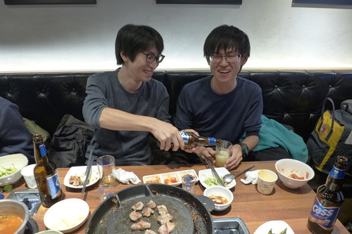 ふ印ラボ第23次韓国フィールドワーク、走れメロス的渾沌友情は育ったか!?