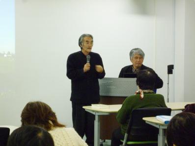 公開講座『建築の初源を探る』