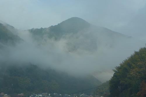 日田市小野地区、山陵に霞立つ、お母さんのパン屋を訪ねて渉猟!
