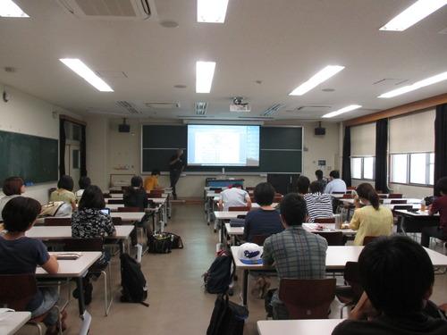 海外フィールドワーク事前授業終了!2015年8月6日(木)