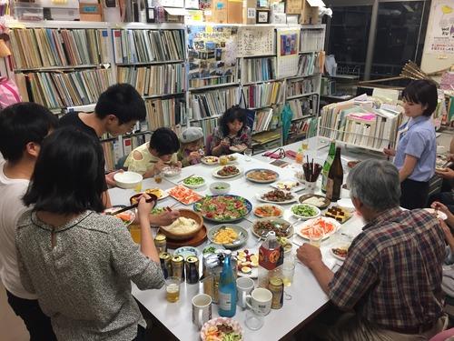 月宮殿祭~藤原先生・馨さん!お帰りなさい!が開催されました