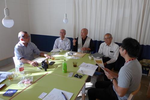 対馬の域学連携を支える「もやいの会」、島おこし協働隊の達人先達と交流!
