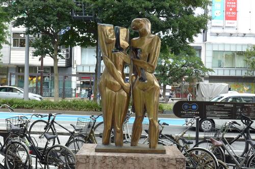 辛口コメントが必要な福岡市内の世間遺産・路上観察
