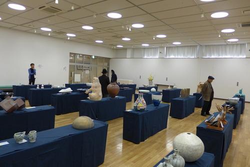 第14回天草大陶磁器展公募展の審査と結果発表が行われました!