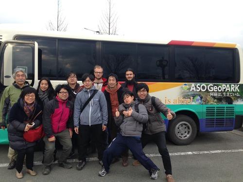 阿蘇草原保全活動―—「野焼き」ボランティアへの参加