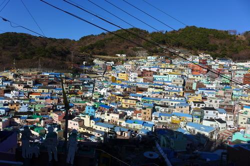 ふ印ラボ第23次韓国フィールドワーク敢行!甘川文化村の変容を見る!!