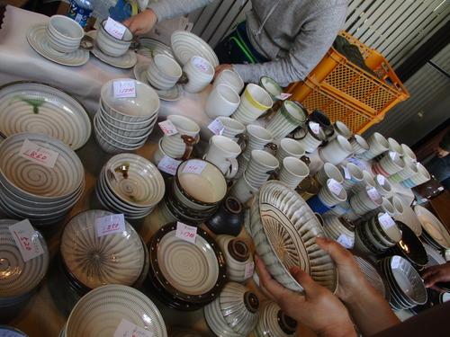 「小石原焼 民陶むら祭」に行って来ました。2015.10.11(日)