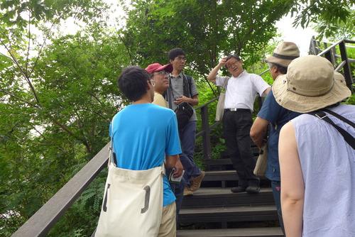 尹仁石先生と歩く尹東柱記念館ならびにソウル創造都市クラスター