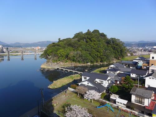日田市隈町の界隈の今を鳥瞰する