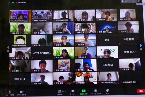 2020年6月26日(金)午前「芸術情報プロジェクト演習」前半テーマ発表会開催!