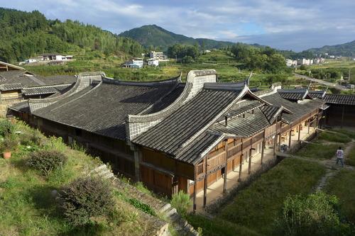中国・福建省の山間にいまなお遺る『永泰莊寨』の建物群は隠された文化遺産!