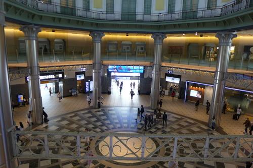 保存・復元された「東京駅」、そして新たなクリエイティブスペースとして活用される旧万世橋駅。