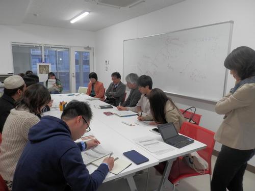 環境・遺産デザインプロジェクト3 第1回ガイダンス