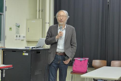 2016年11月1日(火)19:00〜21:00 九州大学公開講座に森下明彦先生が出講!