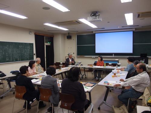 「尹東柱の詩を読み継ぐ2015」第5回実行委員会が行われました。2014.10.22
