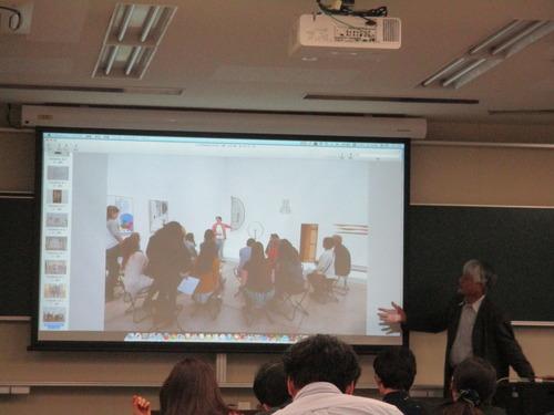 芸術文化施設論第2回目講義2015.10.14(水)