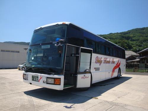 平戸島洋上船中泊まちづくりセミナー2012.8.4-5