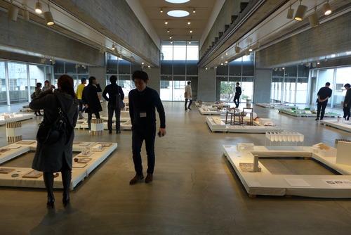 大分アートプラザでU40展が開催されました。
