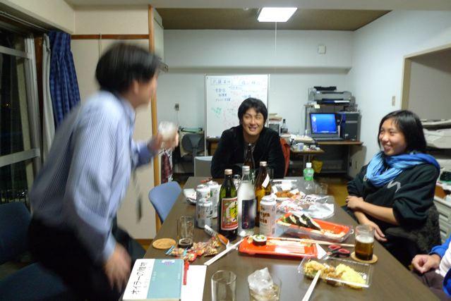 藤原惠洋研究室最強の同人、放送作家の熊手敏之さんはテレビ人!