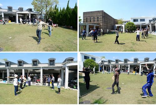 2010年度 藤原惠洋研究室新入生歓迎 天草文化資源+牛深ハイヤ踊り踏査 報告その2