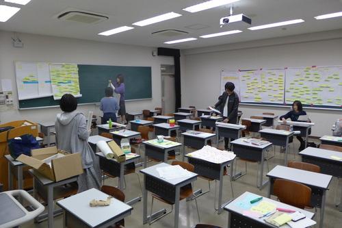 九州大学芸術工学部芸術情報設計学科「フィールドワーク演習」は、もはや佳境!