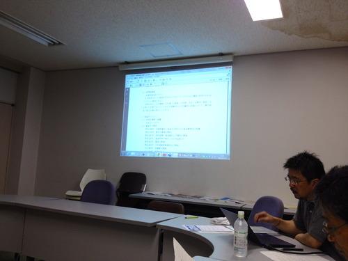 2012.7.19環境・遺産デザインプロジェクト演習Ⅲ