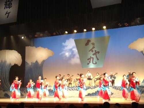2013.4.19-21 新入生歓迎天草ハイヤ 丸尾會見事大漁賞をいただきました!
