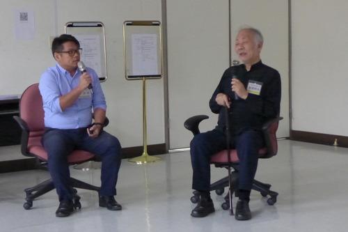 伝説のSDG代表で構造デザイナー渡邊邦夫先生と親しく交流する機会を持ちました。