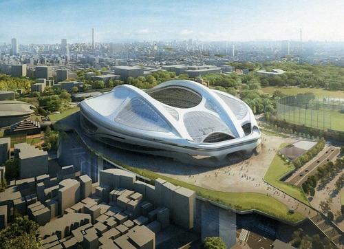 どうするのか?毎日新聞に『<新国立競技場>現行デザイン案で契約へ…政府方針』