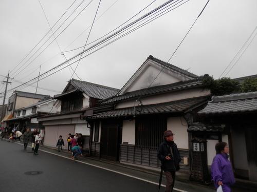 唐津街道 赤間宿~赤間宿まつり2015.2.22