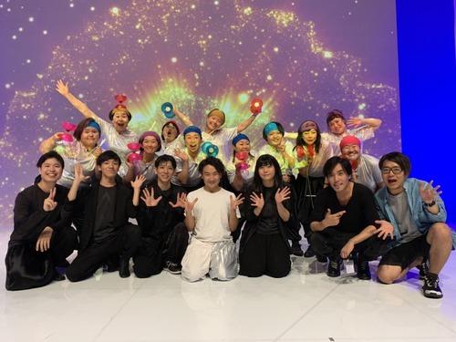 ジャグリングアーティスト望月ゆうさく(ふ印ラボOB)くん、次のステージへ跳ねる!!