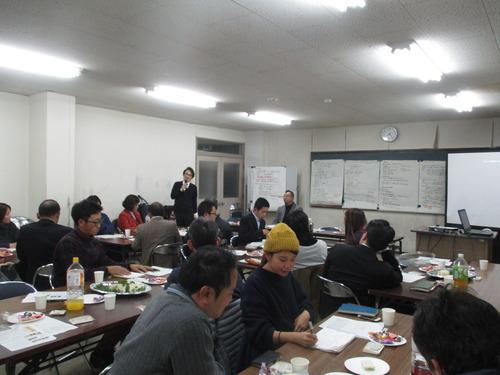 第3回菊池市「域学連携」地域づくり実行委員会2016.1.27(水)
