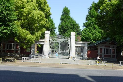 東京大学本郷キャンパスは路上観察学の物件がふんだんに溢れています!
