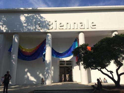 2017年第57回イタリアのヴェネチアビエンナーレ(Venice Biennale)に行ってきました!(その2)