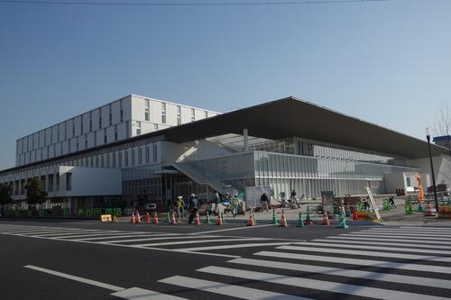 ホルトホール大分、JR九州大分支社の視察に行ってきました!!