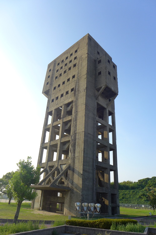 旧国鉄志免鉱業所は、戦前期に旧日本海軍第3燃料廠として開所された産業遺産!