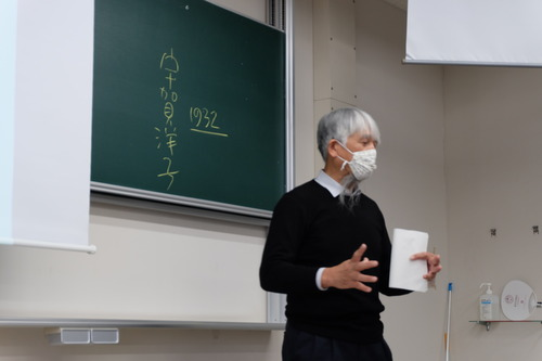 九州大学芸術工学部「フィールドワーク演習」第4回開催!