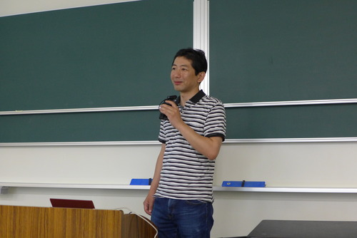 ふ印ラボ同人の神戸芸術工科大学准教授の谷口文保先生、大活躍!