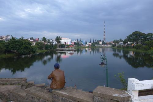 Minh Hanh女史と歩く〜ベトナム中部高原地帯、Bao Locの町の居心地の良さ