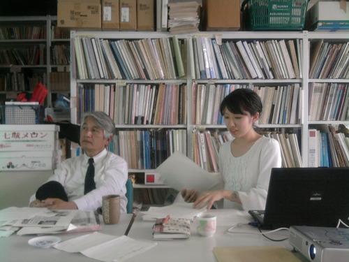 2011年度ふ印ラボ(九州大学藤原惠洋研究室)定例ゼミ議事録集成その7 2011年6月7日開催分