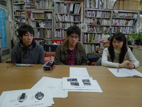 芸術情報総合演習の藤原惠洋研究室チームは「萌える都市・アキバ と オタク」