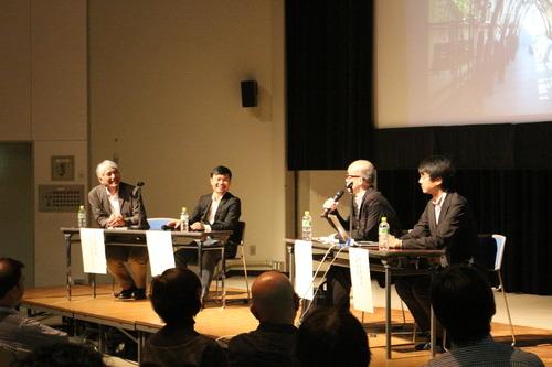 2015.10.20 TOTOギャラリー・間30周年記念講演会  ヴォ・チョン・ギア氏「地球のためにできること Save our Earth」が開催されました