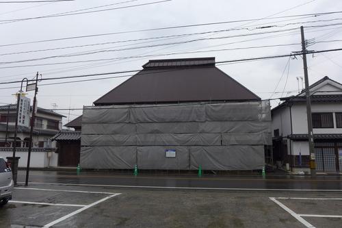 小郡市の野田宇太郎生家を旧松崎宿で再発見!