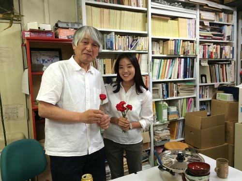 2014.5.16(金) 恒例の月宮殿祭を開催しました。
