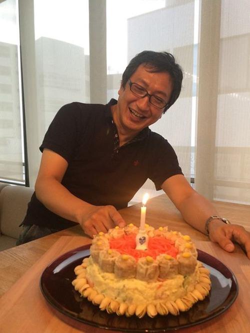 若ちゃん、ご生誕記念祭おめでとう!