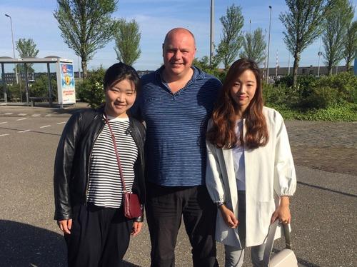 オランダでSacha Oomsさんに会いました!2017.5.12~14 (その2)