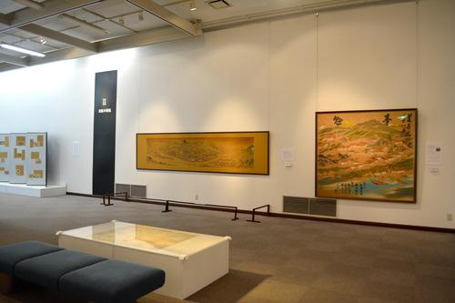 2016.4.5-6.21直方谷尾美術館「石炭の時代展」福岡アジア美術館「第24回アジア美術家連盟日本委員会展」に出展しました