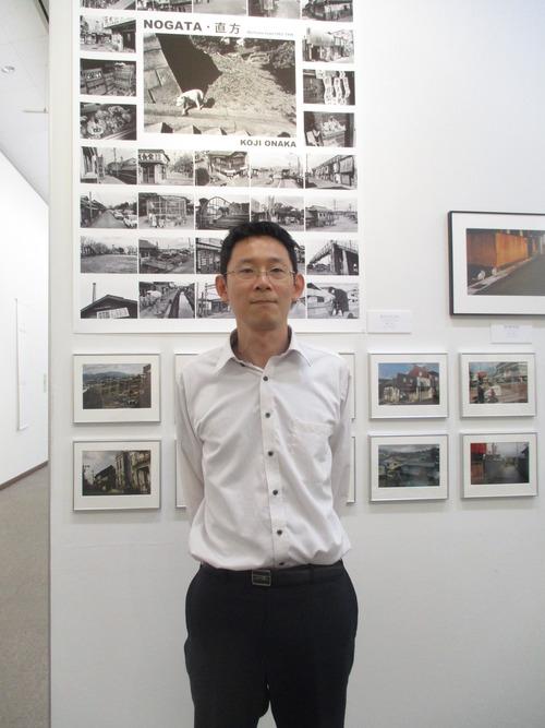 直方谷尾美術館の中込さんが仕掛けた商店街+美術館によるアートプロジェクト!2016.7.16-17