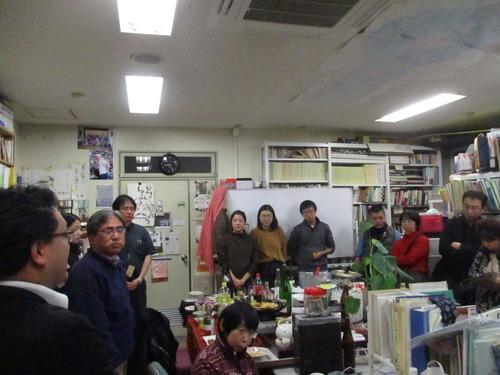 2018年1月の満月を祝するふ印ラボ『月宮殿祭』は大盛況!2018.1.30