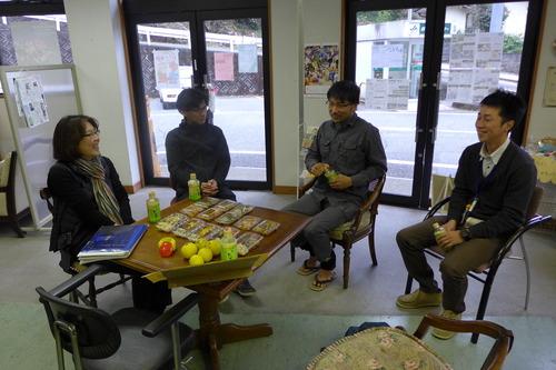 2020年1月7日(火)19:00〜21:00九州大学地域再生デザイン研究会(新春特別会)高倉貴子さん講演「日田市自治基本条例の学び直しを生かしたまちそだて活動」